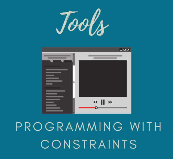 Using Constraints to Help Yourself Focus